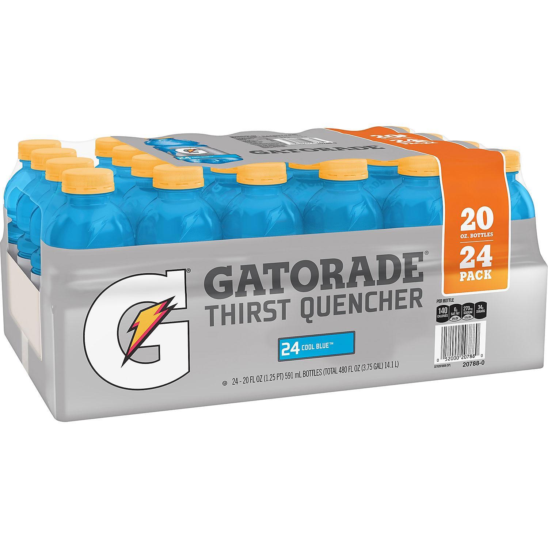 Gatorade Plastic Bottles