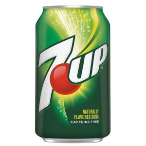7Up 24/12Oz Cans