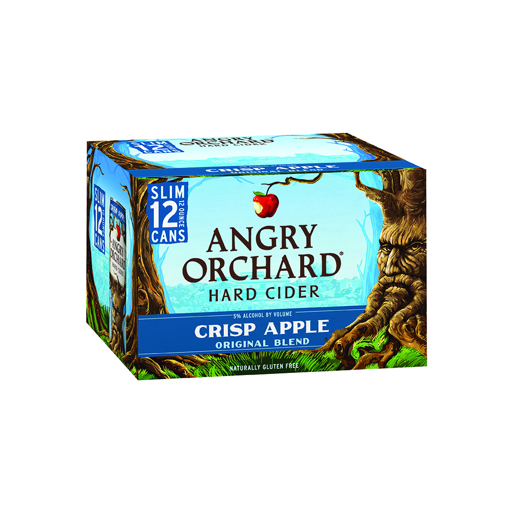 Angry Orchard Crisp Apple Cider Cans