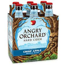 Angry Orchard Crisp Apple Cider Bottles