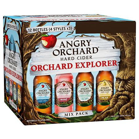 Angry Orchard Variety Cans