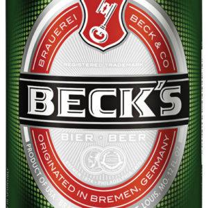 Becks Bottles