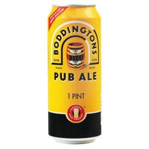 Boddingtons Cans