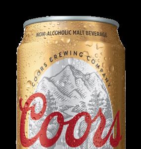 Coors Edge NA Beer – 24/12oz bottles
