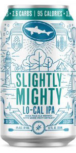 Dogfish Slightly Mighty – 24/12oz CANS