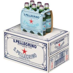 San Pelligrino 24/8oz Bottles