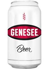 Genesee Beer Cans