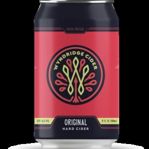 Wyndbridge Original Cider Beer Cans