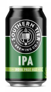 Southern Tier IPA Beer Cans