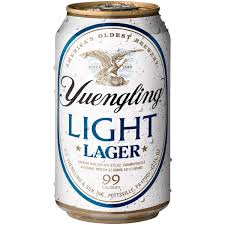 Yuengling Light 24 12 Oz Cans Beverages2u