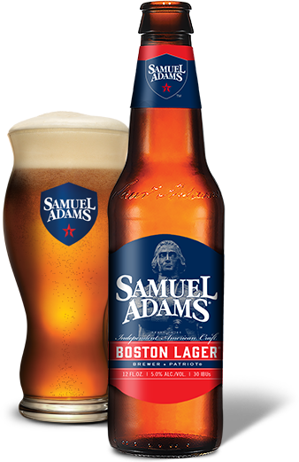 Sam Adams Boston Lager 12 oz bottle-12 pack - Beverages2u