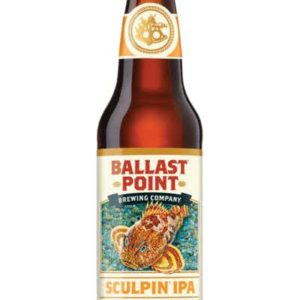 Ballast Point Sculpin IPA Bottles