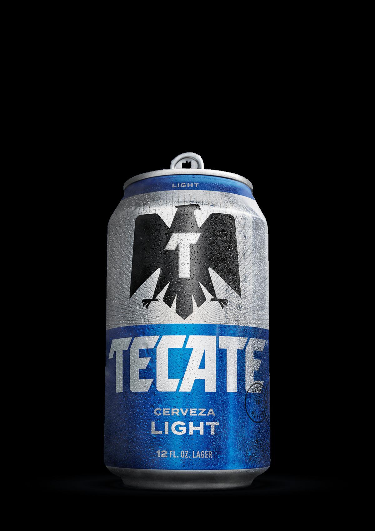 Tecate Light Cervaza 24/12 oz cans